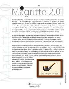 Magritte 2.0