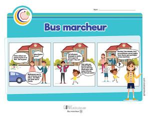 Bus marcheur