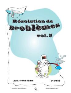 Résolution de problèmes 5