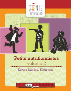Petits nutritionnistes, volume 2