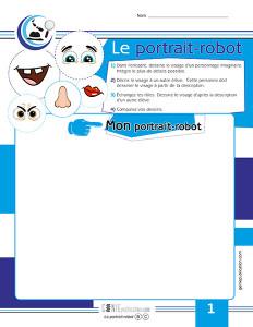 Le portrait-robot