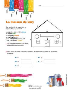 La maison de Guy