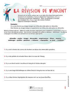 La révision de Vincent