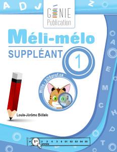 Méli-mélo suppléant 1