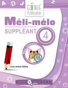 Méli-mélo suppléant 4