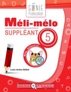Méli-mélo suppléant 5