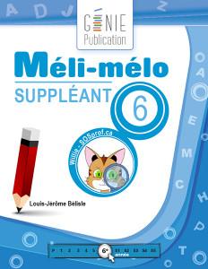 Méli-mélo suppléant 6