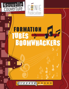 Formation tubes Boomwhackers