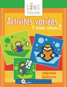 Activités variées 2e année, volume 2