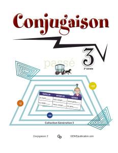 Conjugaison 3