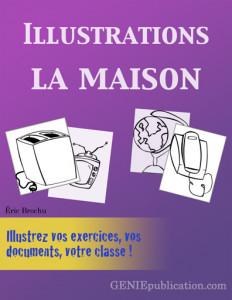 Illustrations La maison