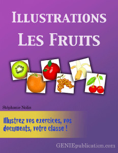 Illustrations Les fruits