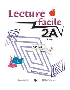Lecture facile 2A