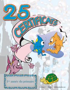 Certificats 1