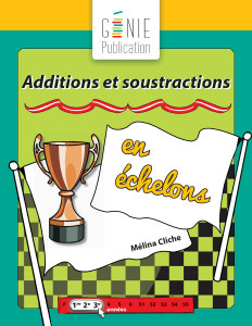 Additions et soustractions en échelons