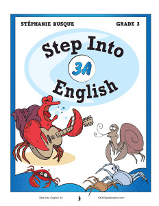 Step into English 3A