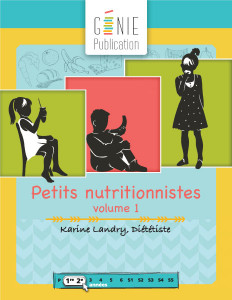 Petits nutritionnistes, volume 1