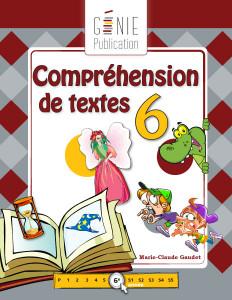 Compréhension de textes 6