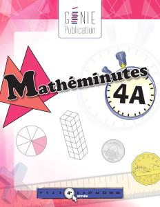 Mathéminutes 4A