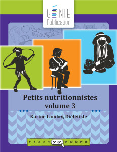 Petits nutritionnistes, volume 3
