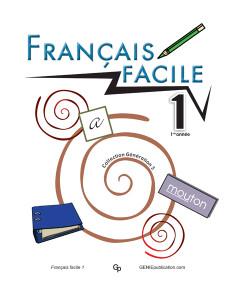 Français facile 1