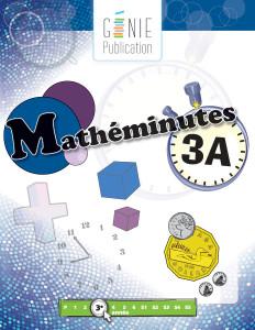 Mathéminutes 3A