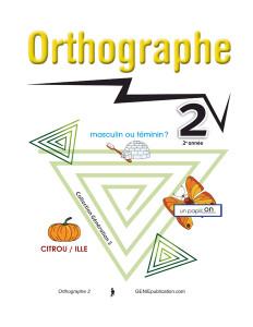 Orthographe 2