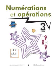 Numération et opérations 3