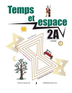 Temps et espace 2A