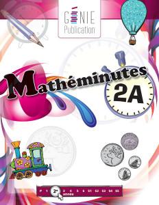 Mathéminutes 2A