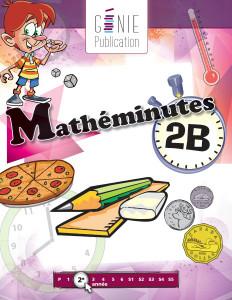 Mathéminutes 2B