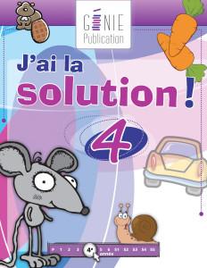 J'ai la solution ! 4