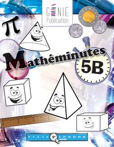 Mathéminutes 5B