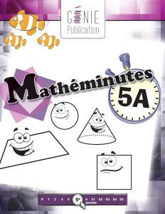 Mathéminutes 5A