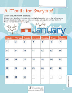 A Month for Everyone!