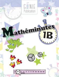 Mathéminutes 1B