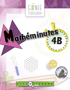Mathéminutes 4B