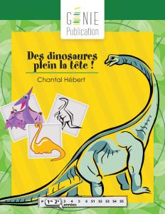 Des dinosaures plein la tête !