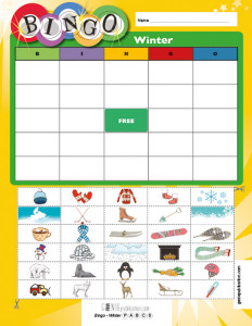 Bingo – Winter