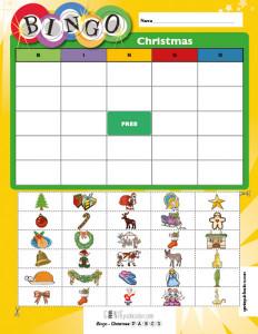 Bingo – Christmas