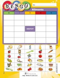 Bingo – Aliments