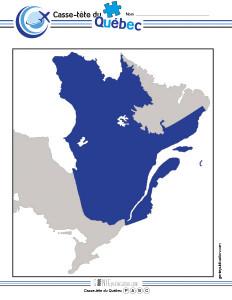 Casse-tête du Québec