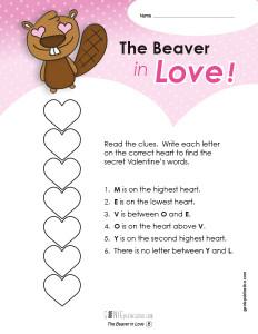 The Beaver in Love!