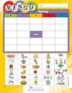 Bingo – Spring