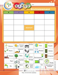 Bingo – Environnement