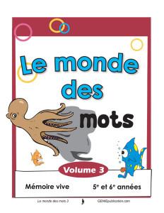 Le monde des mots 3