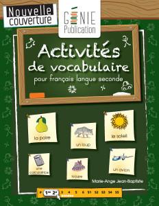 Activités de vocabulaire pour FLS